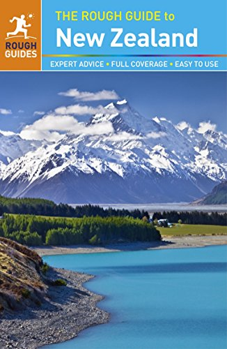 9780241186701: The Rough Guide to New Zealand