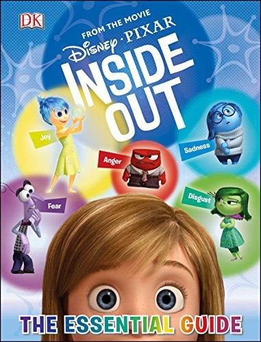 9780241186794: Disney Pixar the Inside Out Essential Guide