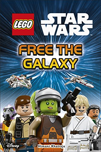 9780241186824: LEGO Star Wars Free the Galaxy