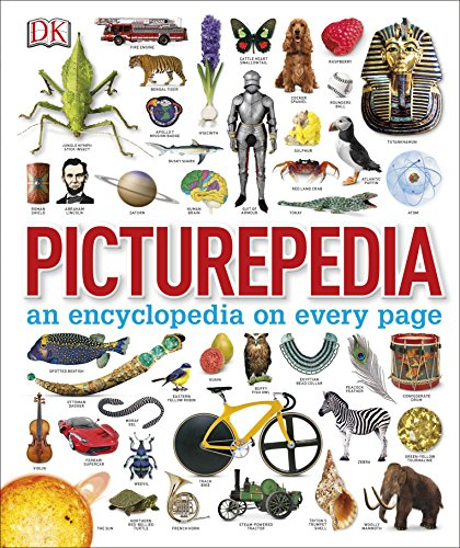 9780241186985: Picturepedia: An Encyclopedia on Every Page