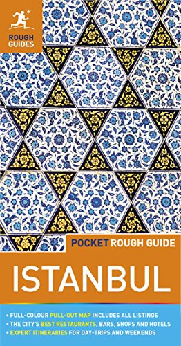 9780241187012: Pocket Rough Guide Istanbul