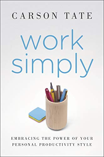9780241187210: Work Simply: Embracing the Power of Your Personal Productivity Style