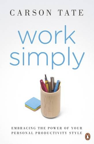 9780241187227: Work Simply: Embracing the Power of Your Personal Productivity Style
