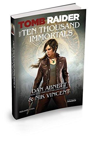 9780241187272: Tomb Raider The Ten Thousand Immortals