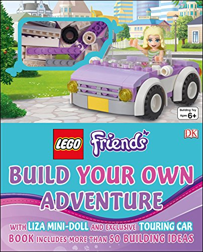 9780241187555: LEGO Friends Build Your Own Adventure