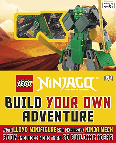 9780241187562: LEGO (R) NINJAGO (R) Build Your Own Adventure