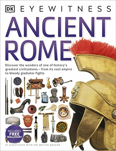 9780241187753: Ancient Rome (Eyewitness)