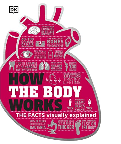 9780241188019: How The Body Works (Dk Knowledge)