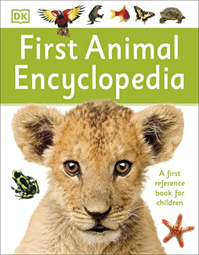 9780241188729: First Animal Encyclopedia: A First Reference Book for Children