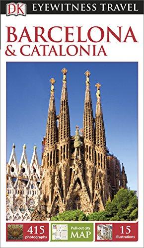 9780241189221: Barcelona & Catalonia Eyewitness Travel Guide (Eyewitness Travel Guides)