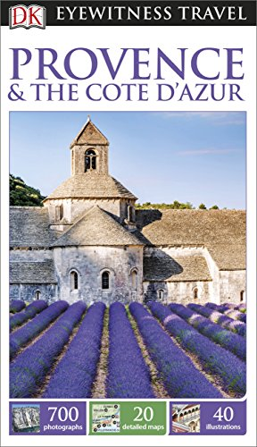 9780241189238: DK Eyewitness Travel Guide Provence and The Cote d'Azur