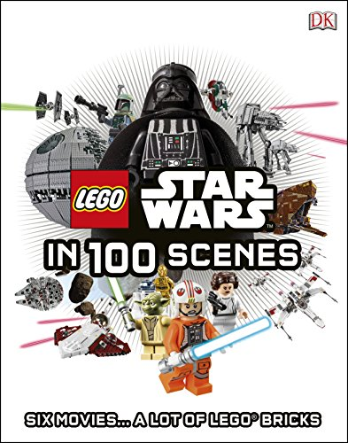 9780241189429: LEGO® Star Wars in 100 Scenes