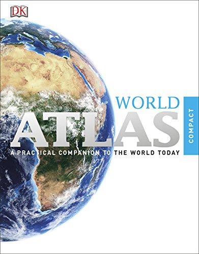 9780241189634: Compact World Atlas