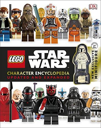 9780241195819: Lego Star Wars Character Encyclopedia