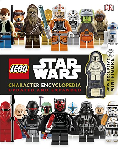 9780241195819: LEGO (R) Star Wars (TM) Character Encyclopedia Updated and Expand