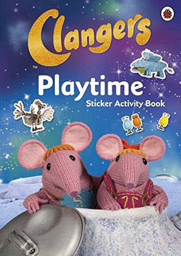 9780241195994: Clangers: Playtime Sticker Activity Book