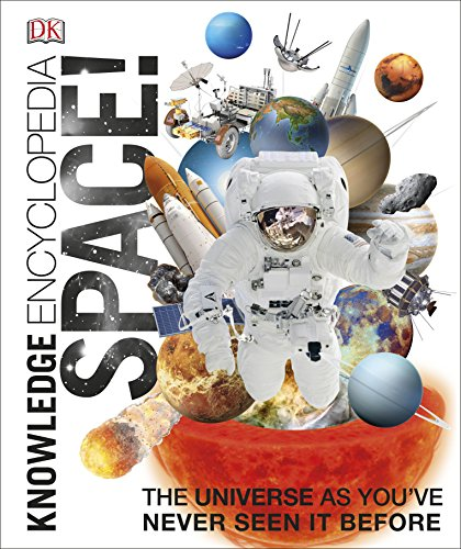 9780241196304: Knowledge Encyclopedia Space!