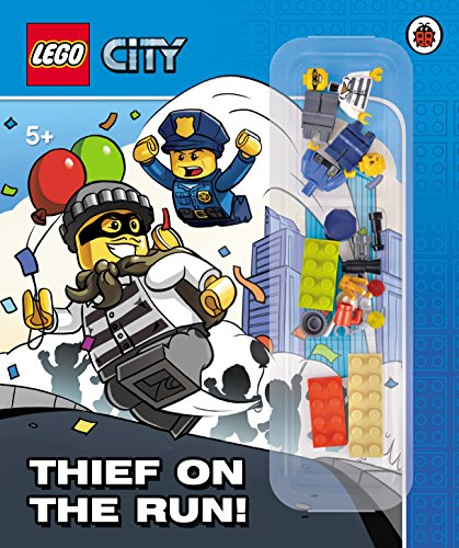 9780241196403: LEGO City: Thief on the Run Storybook