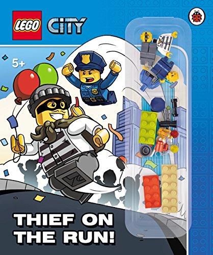 9780241196403: LEGO CITY: Thief On The Run Storybook