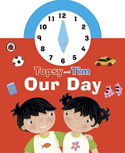 9780241196441: Topsy and Tim: Our Day Clock Book