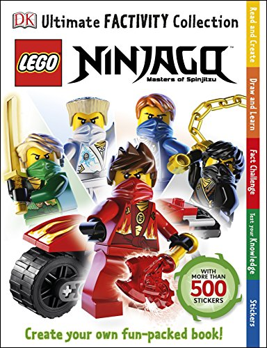 9780241196458: LEGO Ninjago Ultimate Factivity Collection