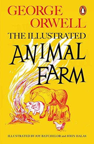 9780241196687: Animal Farm Illustrated - 75th Anniversary Edition (Penguin Modern Classics)