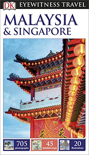 9780241196779: DK Eyewitness Travel Guide: Malaysia & Singapore