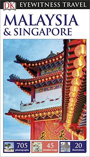 DK Eyewitness Travel Guide: Malaysia Singapore (Paperback)