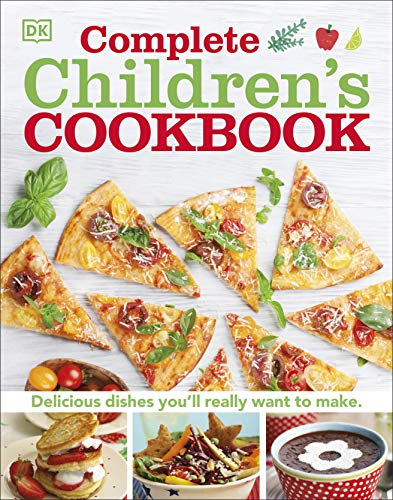 9780241196885: Complete Children's Cookbook: Delicious step-by-step recipes for young chefs