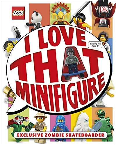 9780241196892: Legoz I Love That Minifigure!