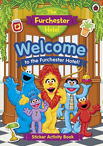 9780241196946: The Furchester Hotel: Welcome to the Furchester Hotel!: Sticker Activity Book