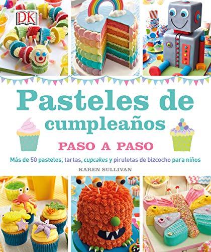 9780241197103: Pasteles De Cumpleaños Paso A Paso