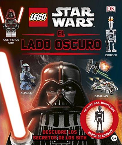 9780241197202: LEGO STARS WARS. EL LADO OSCURO (INC.MINIFIGURA) (CARTONE)