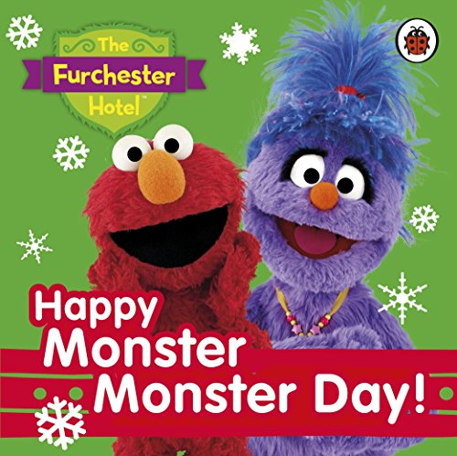 9780241198001: The Furchester Hotel: Happy Monster Monster Day!