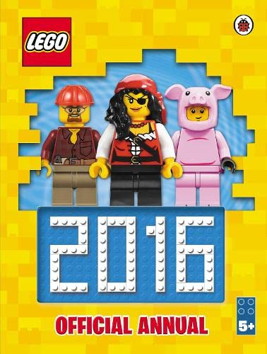 9780241198049: LEGO Official Annual 2016