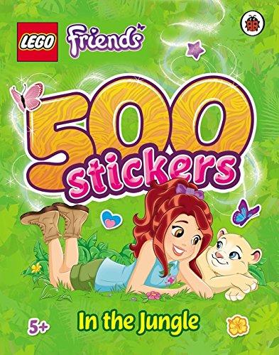 9780241198063: LEGO Friends: 500 Stickers: In the Jungle