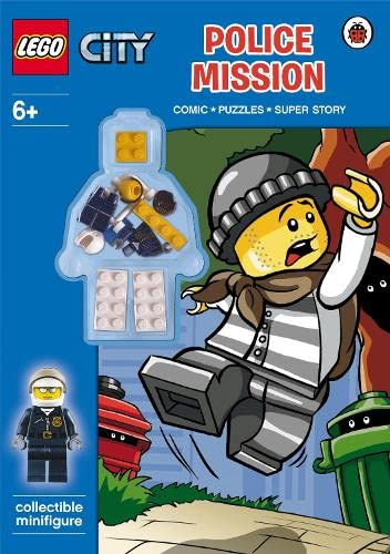 9780241198070: LEGO CITY: Police Mission Activity Book with Minifigure