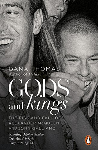 9780241198162: Gods and Kings: The Rise and Fall of Alexander McQueen and John Galliano
