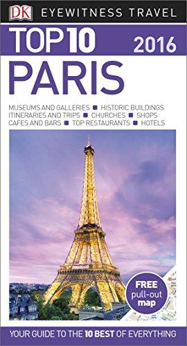 9780241198445: DK Eyewitness Top 10 Travel Guide: Paris