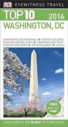 9780241198483: DK Eyewitness Top 10 Travel Guide: Washington DC