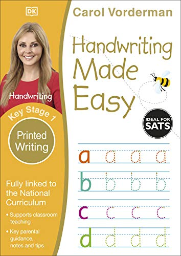 9780241198674: Handwriting Made Easy Printed Writing KS1