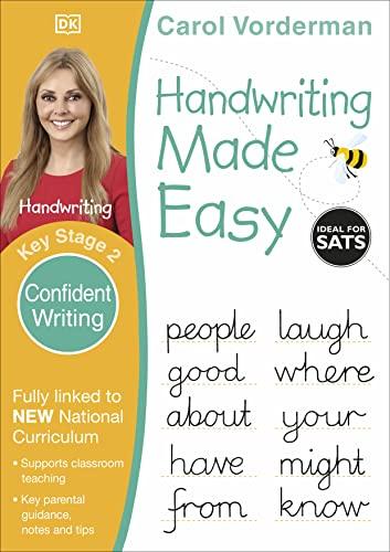 9780241198681: Handwriting Made Easy Confident Writing KS2