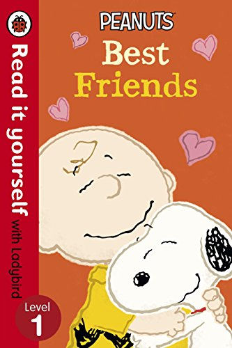 9780241199015: Read It Yourself with Ladybird Peanuts Best Friends: Level 1