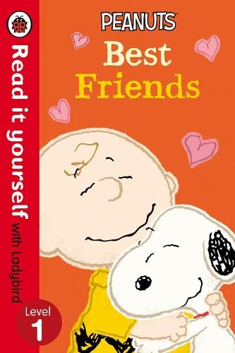 9780241199022: Read It Yourself with Ladybird Peanuts Best Friends: Level 1