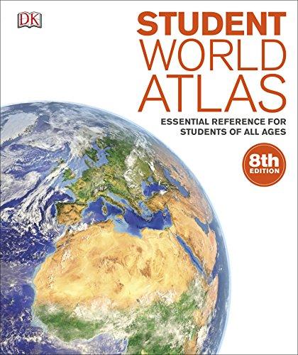 Student World Atlas: DK