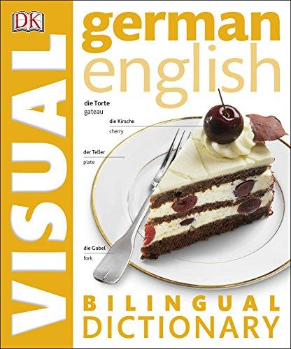 9780241199183: German English Bilingual Visual Dictionary (DK Bilingual Dictionaries)