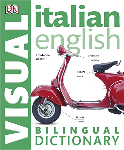 9780241199190: Italian-English Bilingual Visual Dictionary (DK Bilingual Dictionaries)