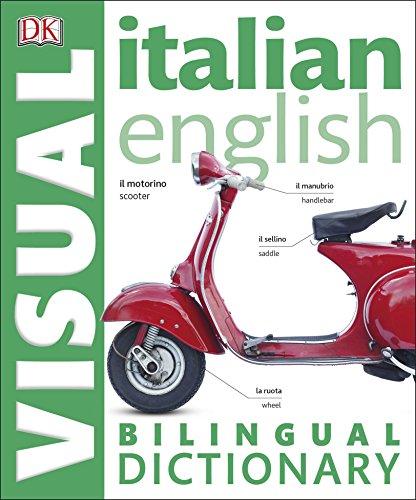 9780241199190: Italian-English Bilingual Visual Dictionary