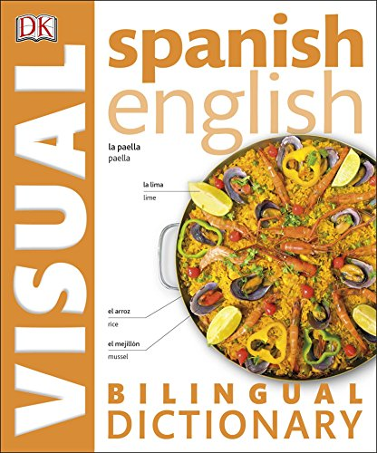 9780241199206: Visual Bilingual Dictionary. Spanish-English (DK Bilingual Dictionaries)