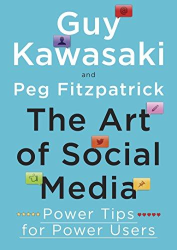 9780241199473: The Art of Social Media: Power Tips for Power Users